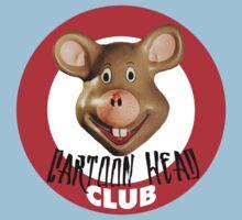 Cartoon Head Club - Ideal Kids Tee