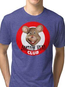 Cartoon Head Club - Ideal Tri-blend T-Shirt