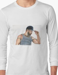 Baseball cap Long Sleeve T-Shirt