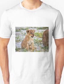 lion cub (Panthera Leo) T-Shirt