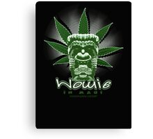 wowie in maui Canvas Print