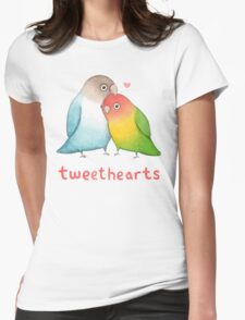 Tweethearts Womens Fitted T-Shirt