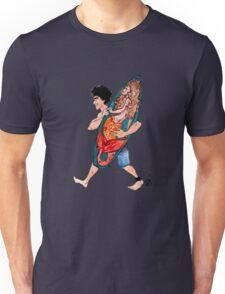 Lucky Surfboard Unisex T-Shirt