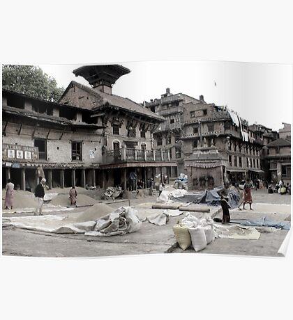 Bhaktapur Poster