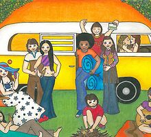 Camping Trip by Laura Hutton
