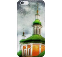 Ukrainian Church  iPhone Case/Skin