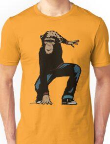 Monkey Street Fighter Unisex T-Shirt