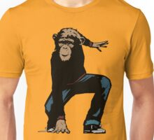 Monkey Street Fighter Unisex T-Shirt