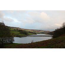 Lady Bower Reservoir Photographic Print