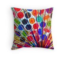 Baloon Canopy Throw Pillow