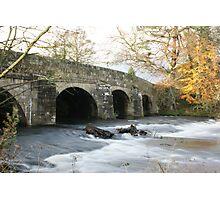 Lady Bower Bridge Photographic Print