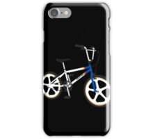 retro raliegh burner  iPhone Case/Skin