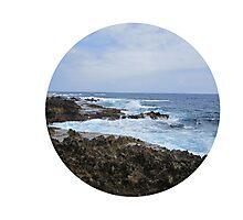 Ocean Waves Photographic Print