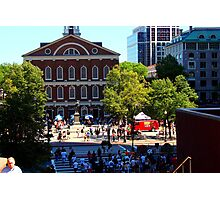 Boston II Photographic Print
