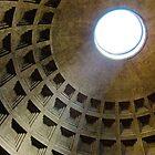 Pantheon Oculus Rome by Erin Kanoa