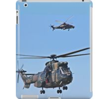 Chopper one to Chopper two... iPad Case/Skin