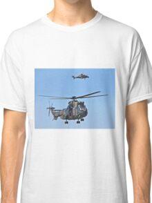 Chopper one to Chopper two... Classic T-Shirt