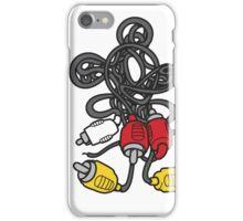 AV Mouse iPhone Case/Skin