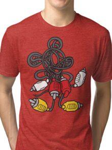 AV Mouse Tri-blend T-Shirt