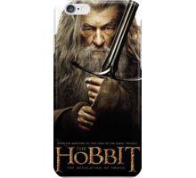 The Hobbit - Gandalf iPhone Case/Skin