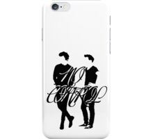 No Control - Larry Stylinson iPhone Case/Skin