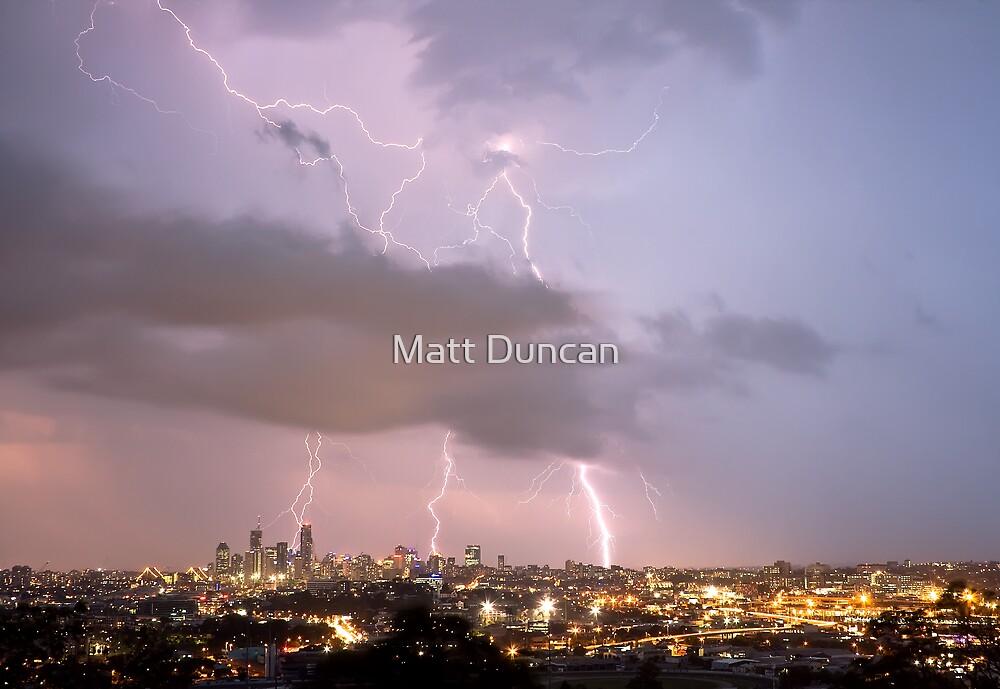 Summer in the City by Matt Duncan