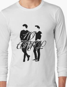 No Control - Larry Stylinson Long Sleeve T-Shirt