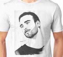 Portrait of man Unisex T-Shirt