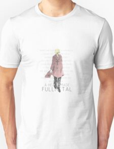 a Heart made Fullmetal~ Unisex T-Shirt