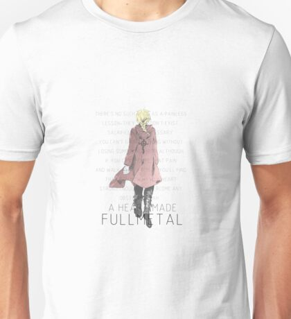 a Heart made Fullmetal~ Unisex T-Shirt