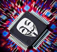 Anonymous inside by Carsten Reisinger