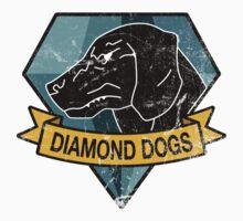 MGS - DIAMOND DOGS Logo Kids Tee