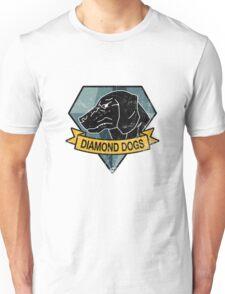 MGS - DIAMOND DOGS Logo Unisex T-Shirt