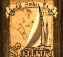 Rather Be Sailing by Packrat