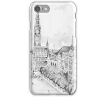 Gdansk panorama iPhone Case/Skin