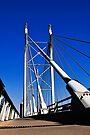 Suspension Bridge & Walkway - Rendition by RatManDude