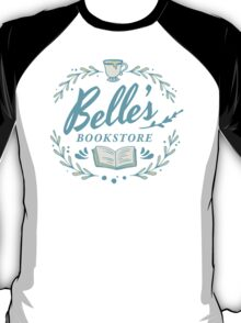 Belle's Bookstore // Beauty and the Beast T-Shirt