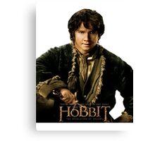 The Hobbit - Bilbo Baggins Canvas Print