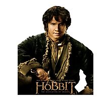 The Hobbit - Bilbo Baggins Photographic Print