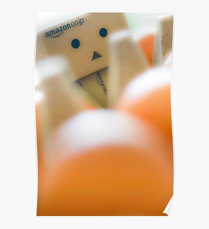 Danbo - Egg or Danbo? Poster