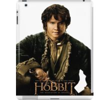 The Hobbit - Bilbo Baggins iPad Case/Skin