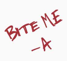 Bite Me - A Kids Clothes