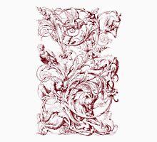 Animal Scroll Ornament Unisex T-Shirt