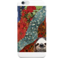 Van Sloth iPhone Case/Skin