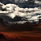 Approaching Storm by Gregory Collins