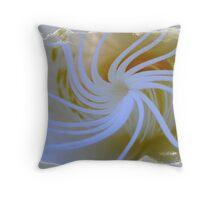 Epiphyllum Whirl Throw Pillow