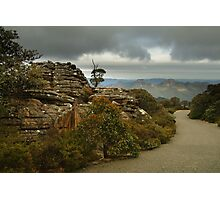 Mt William Grampians  Photographic Print