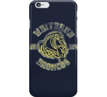 Skyrim - Football Jersey - Whiterun Broncos iPhone Case/Skin