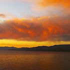 """Tahoe Skies"" ~ South Lake Tahoe, California by William Moore"