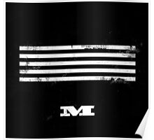 "Big Bang ""MADE"" Logo Poster"